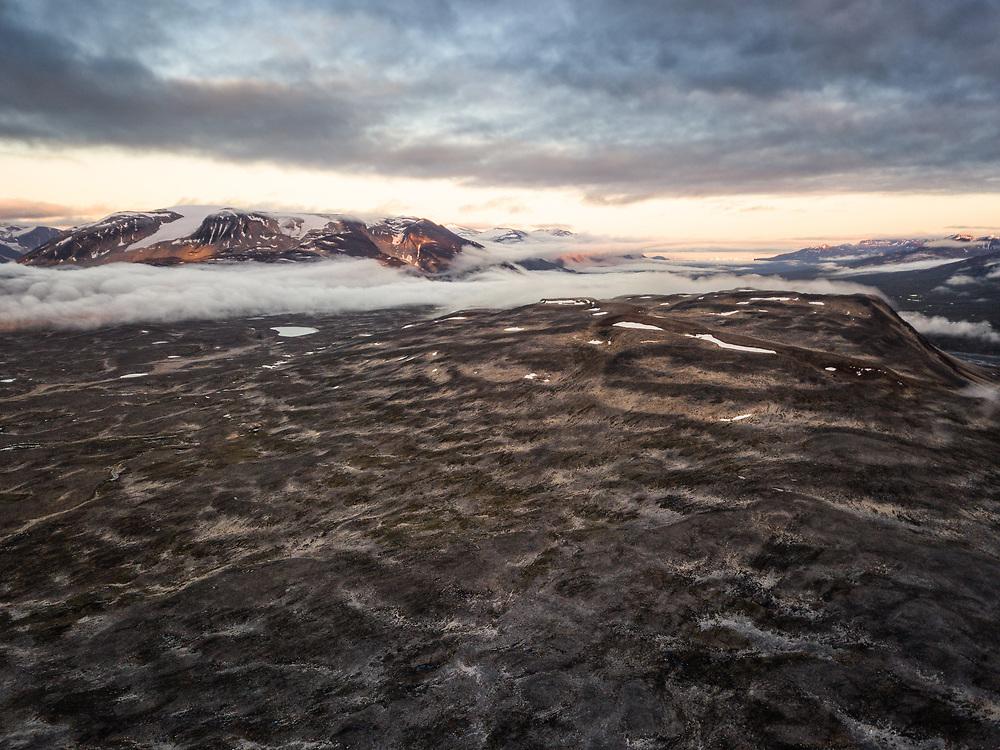 Super remote valleys of Nugssuaq Peninsula, North Greenland