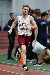 Michael Saxon, BC, 500<br /> Boston University Athletics<br /> Hemery Invitational Indoor Track & Field
