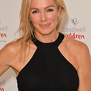 Nell McAndrew attends the Children's charity hosts fashion and beauty lunch event, with live entertainment at The Dorchester, London, UK. 12 October 2018.