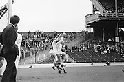 08.08.1971 Football All Ireland Junior Semi Final Mayo Vs Tyrone  All Ireland Minor Football Semi-Final. Meath v Tyrone. Croke Park, Dublin, 1972