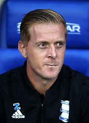 Birmingham City manager Garry Monk