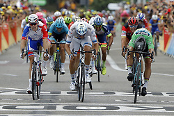 July 20, 2018 - Valence, France - VALENCE, FRANCE - JULY 20 :  during stage 13 of the 105th edition of the 2018 Tour de France cycling race, a stage of 169.5 kms between Bourg d'Oisans and Valence on July 20, 2018 in Valence, France, 20/07/18 (Credit Image: © Panoramic via ZUMA Press)