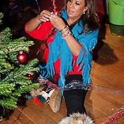 NLD/Hilversum/20121207 - Skyradio Christmas Tree, Patty Brard