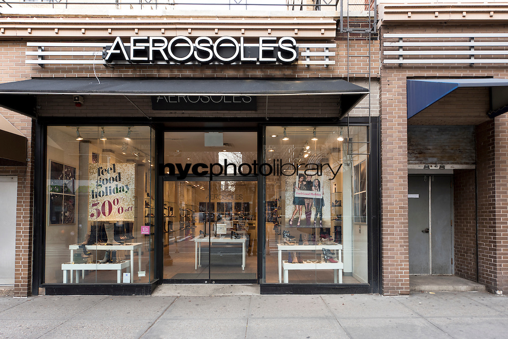 Retail Entrance at 63 East 8th Street