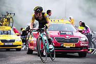 Steven Kruijswijk (NED - Team LottoNL - Jumbo) at the climb of the Col du Portet during the 105th Tour de France 2018, Stage 17, Bagneres de Luchon - Col du Portet (65 km) on July 25th, 2018 - Photo George Deswijzen / Pro Shots / ProSportsImages / DPPI