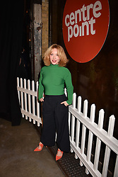 Daisy Lewis at the Centrepoint Ultimate Pub Quiz, Village Underground, 54 Holywell Lane, London England. 7 February 2017.