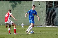 Jordan Downing. Stockport County 0-2 Fleetwood Town. Pre-Season Friendly. 15.8.20