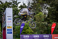 2021 UCI BMXSX World Cup<br /> Round 3 and 4 at Bogota (Colombia)<br /> ^me#233 LUI HIN TSAN, Tatyan (FRA, ME) Faith, Chase