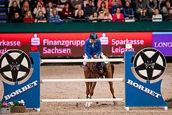 Ahlmann Christian, GER, Take A Chance On Me Z<br /> Leipzig - Partner Pferd 2019<br /> © Hippo Foto - Stefan Lafrentz