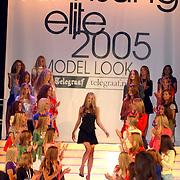 NLD/Amsterdam/20050908 - Finale Elite Modellook 2005, jurylid Sofie Oosterwaal
