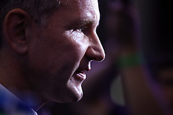 30.06.2018, Messehalle, Augsburg, GER, Bundesparteitag der AFD, im Bild Bjoern Hoecke / Björn Höcke // during the Federal party convention of the AFD at the Messehalle in Augsburg, Germany on 2018/06/30. EXPA Pictures © 2020, PhotoCredit: EXPA/ SM<br /> <br /> *****ATTENTION - OUT of GER*****