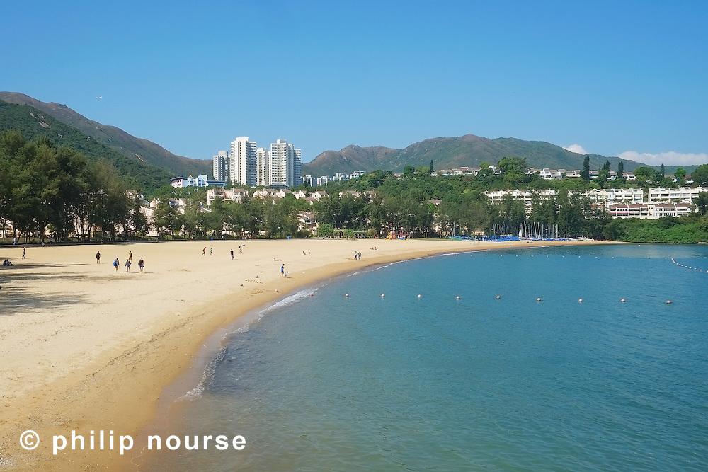 Tai Pak Beach, Discovery Bay, Lantau Island