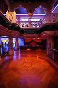 Royal Caribbean International's  Independence of the Seas, the world?s largest cruise ship. ..Interior and exterior features photos...Labyrinth nightclub *** Local Caption *** Labyrinth nightclub