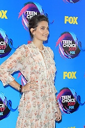 August 13, 2017 - Los Angeles, CA, USA - LOS ANGELES - AUG 13:  Paris Jackson at the Teen Choice Awards 2017 at the Galen Center on August 13, 2017 in Los Angeles, CA (Credit Image: © Kay Blake via ZUMA Wire)