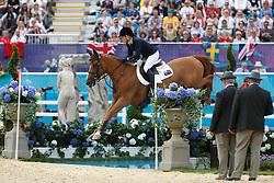 Alexander Edwina (AUS) - Itot du Chateau<br /> Olympic Games London 2012<br /> © Dirk Caremans