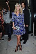 Sept. 7, 2014 - New York, NY, USA - September 7, <br /> <br /> Nicky Hilton attending Diane Von Furstenberg fashion show during Mercedes-Benz Fashion Week Spring 2015 at Spring Studios on September 7, 2014 in New York City   <br /> ©Exclusivepix
