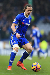 12th February 2017 - Premier League - Burnley v Chelsea - David Luiz of Chelsea - Photo: Simon Stacpoole / Offside.