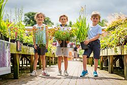 - Ryan Hiscott/JMP - 24/07/2018 - FOOTBALL - Almondsbury Garden Centre - Bristol, England - Almondsbury Garden Centre Kids Shoot