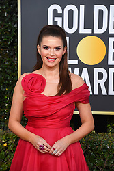January 6, 2019 - Los Angeles, California, U.S. - Carly Steel during red carpet arrivals for the 76th Annual Golden Globe Awards at The Beverly Hilton Hotel. (Credit Image: © Kevin Sullivan via ZUMA Wire)