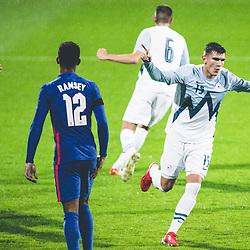 20211007: SLO, Football - UEFA U21 EURO 2023 Qualification Round - Slovenia vs England