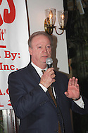 Tom Schedler, Republican at the Crimefighters' debate.  He is the incumbent running for Secretary of State in Louisiana   He is endorsed by the Crimefighter organization.