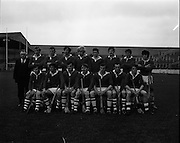 01/11/1970<br /> 11/01/1970<br /> 1 November 1970<br /> All-Ireland Under-21 Hurling Final: Cork v Wexford at Croke Park, Dublin. <br /> The Cork team which beat Wexford 32 points to 8 points.