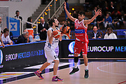 DESCRIZIONE : Trento Lega A 2015-16 Dolomiti Energia Trentino - Consultinvest Pesaro<br /> GIOCATORE : Toto Forray<br /> CATEGORIA : Passaggio<br /> SQUADRA : Dolomiti Energia Trentino - Consultinvest Pesaro<br /> EVENTO : Campionato Lega A 2015-2016 <br /> GARA : Dolomiti Energia Trentino - Consultinvest Pesaro<br /> DATA : 08/11/2015 <br /> SPORT : Pallacanestro <br /> AUTORE : Agenzia Ciamillo-Castoria/M.Gregolin<br /> Galleria : Lega Basket A 2015-2016 <br /> Fotonotizia : Trento Lega A 2015-16 Dolomiti Energia Trentino - Consultinvest Pesaro