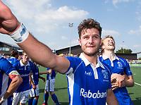 UTRECHT -  Robbert Kemperman (Kampong)  na  de finale van de play-offs om de landtitel tussen de heren van Kampong en Amsterdam (3-1).   COPYRIGHT KOEN SUYK