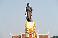 Statue of Lady Mo (Ya Mo) korat nakhon ratchasima thailand