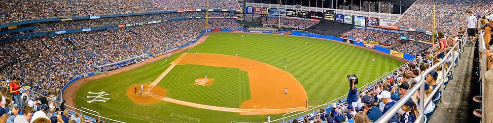 New York Yankees vs. Baltimore Orioles at Yankee Stadium, the Bronx, New York