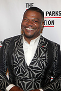 NEW YORK, NEW YORK-JUNE 4: Visual Artist Kehinde Wiley (Honoree) attends the 2019 Gordon Parks Foundation Awards Dinner and Auction Red Carpet celebrating the Arts & Social Justice held at Cipriani 42nd Street on June 4, 2019 in New York City.  (photo by terrence jennings/terrencejennings.com)