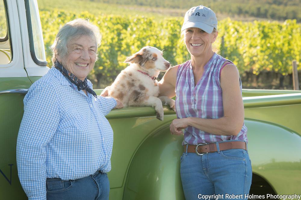 Arilyn harvest Sept 27, 2017, Willamette Valley, Oregon
