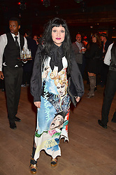 PRINCESS JULIA at a party to celebrate the launch of the Beth Ditto Clothing Line held at The London Edition, Berners Street, London on 18th February 2016.