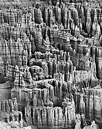HooDoos - Rock Forms At Bryce Canyon National Park, Utah, USA
