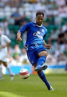 Photo: Jed Wee.<br /> Glasgow Celtic v Everton. Pre Season Friendly. 23/07/2006.<br /> <br /> Everton's new signing Joleon Lescott.