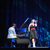 Siblings Chris Rupp, left, and Tristin Rupp, right, founding members of 7th Ave. perform Friday, March 29 at El Morro Theatre as part of their spring tour.