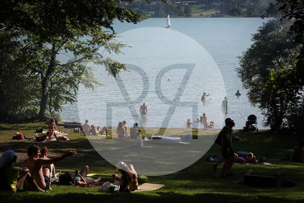 SCHWEIZ - SEENGEN - Badewiese Brestenberg - 24. August 2016 © Raphael Hünerfauth - http://huenerfauth.ch