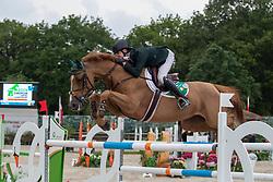 Ryan Jack, IRL, Essenar High Hopes<br /> European Jumping Championship Children<br /> Zuidwolde 2019<br /> © Hippo Foto - Dirk Caremans<br /> Ryan Jack, IRL, Essenar High Hopes