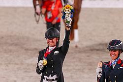 Von Bredow-Werndl Jessica, GER,<br /> Olympic Games Tokyo 2021<br /> © Hippo Foto - Dirk Caremans<br /> 28/07/2021