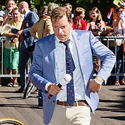 NLD/Den Haag/20160824 - Huldiging sport Rio 2016, Herman van 't Zandt
