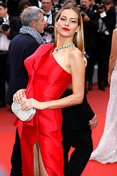 attending the 'La belle époque' premiere during the 72nd Cannes Film Festival at the Palais des Festivals. 20 May 2019 Pictured: Petra Nemcova. Photo credit: MEGA TheMegaAgency.com +1 888 505 6342
