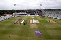 Cricket - 2021 Royal London 50-over Cup - Final - Glamrogan vs Durham - Trent Bridge<br /> <br /> A general view of Trent Bridge, venue for the Royal London Cup Final.<br /> <br /> COLORSPORT/Ashley Western
