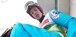 02.01.2011, Bergisel, Innsbruck, AUT, Vierschanzentournee, Innsbruck, Training, im Bild // Schlierenzauer Gregor (AUT) // during the 59th Four Hills Tournament Training in Innsbruck, EXPA Pictures © 2011, PhotoCredit: EXPA/ J. Feichter