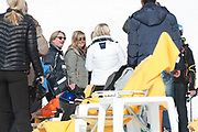 Fotosessie met de koninklijke familie in Lech /// Photoshoot with the Dutch royal family in Lech .<br /> <br /> Op de foto/ On the photo: Koningin Maxima r ///// Queen Maxima