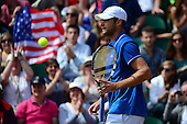 Tennis, Mens - Singles - Klizan (SVK) vs Roddick (USA) [First Round]