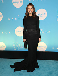 Sela Ward at the UNICEF USA's 14th Annual Snowflake Ball in New York City.