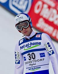 05.02.2011, Heini Klopfer Skiflugschanze, Oberstdorf, GER, FIS World Cup, Ski Jumping, Finale, im Bild Wolfgang Loitzl (AUT) , during ski jump at the ski jumping world cup in Oberstdorf, Germany on 05/02/2011, EXPA Pictures © 2011, PhotoCredit: EXPA/ P. Rinderer