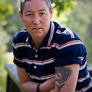 """Author and USC professor Judith Halberstam, an expert on Gender Studies. FOR MORE IMAGES, SEARCH FOR """"HALBERSTAM"""". <br /> <br /> Please Contact The Following With Your Licensing Request: LicensingCompliance@ToddBigelowPhotography.com"""