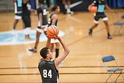 ST. LOUIS, MO June 8, 2018 - Nike Elite 100.   Patrick Baldwin 2021 #84 of Phenom University shoots. <br /> NOTE TO USER: Mandatory Copyright Notice: Photo by Jon Lopez / Nike