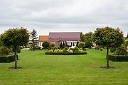 Strak gemaaid gras, Oud Beijerland